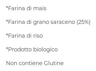 Sarchio Senza Glutine Casarecce con Grano Saraceno