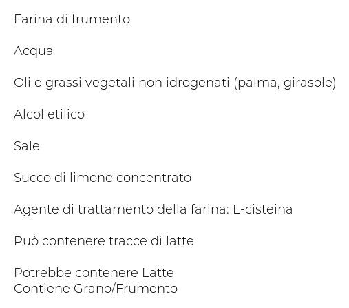 Pasta Sfoglia Fresca