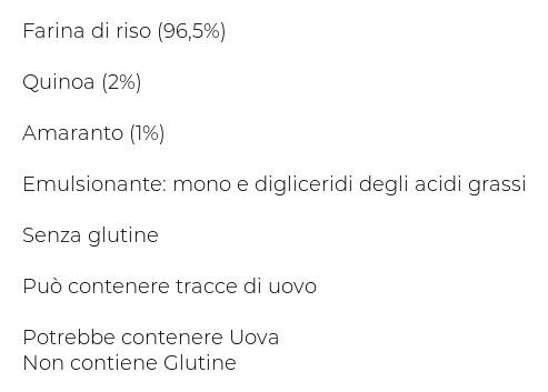 Riso Scotti I senza Glutine Pastariso con Quinoa e Amaranto Rigatini