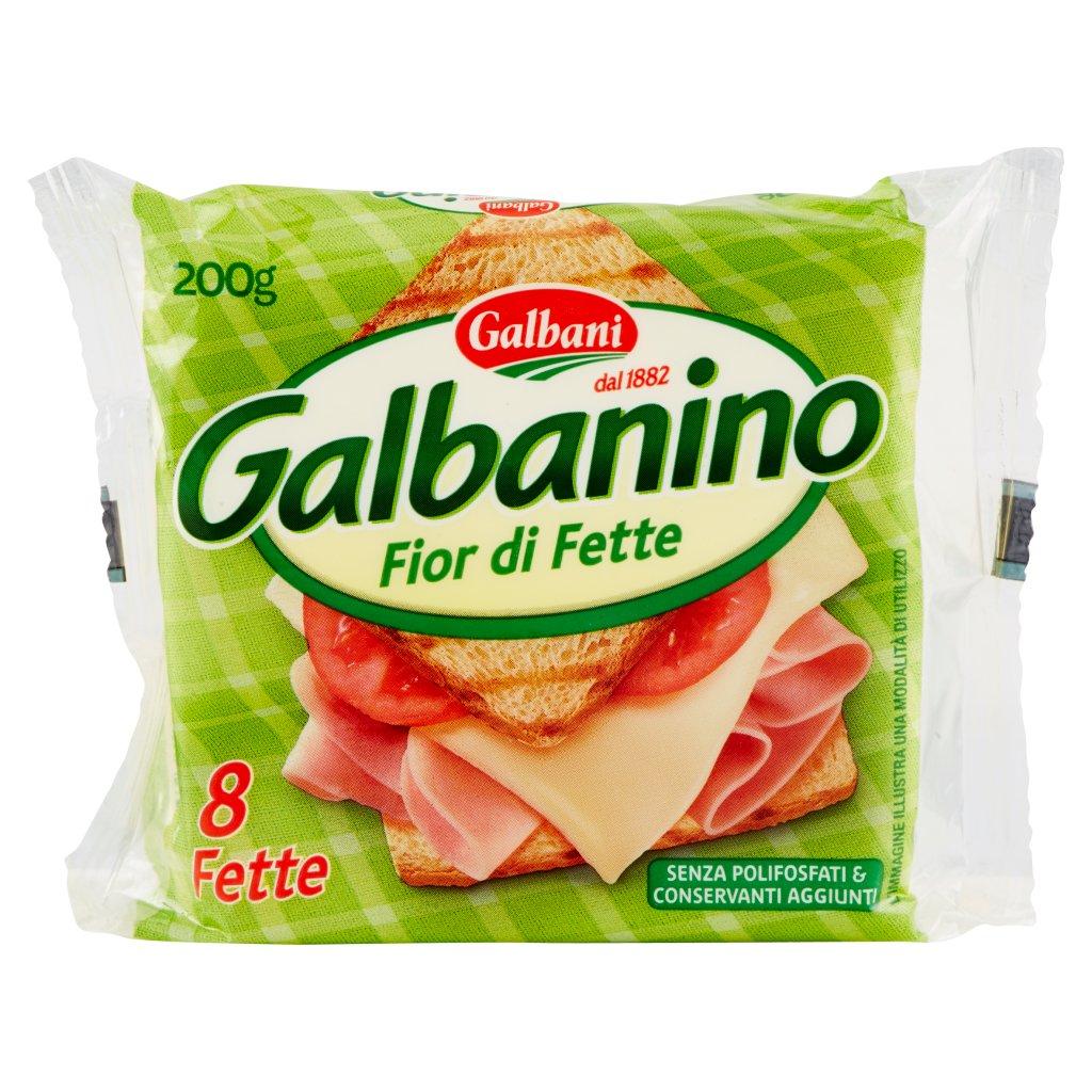 Galbani Galbanino Fior di Fette 8 Fette