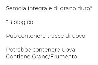 Bio Pam Panorama Spaghetti Integrali