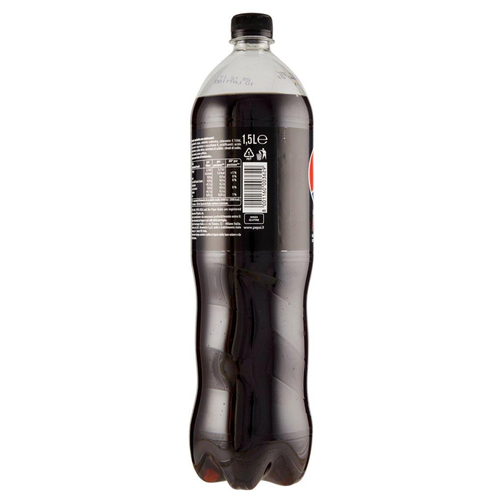 Pepsi Max 1,5 l Confezione 1.5 L 2