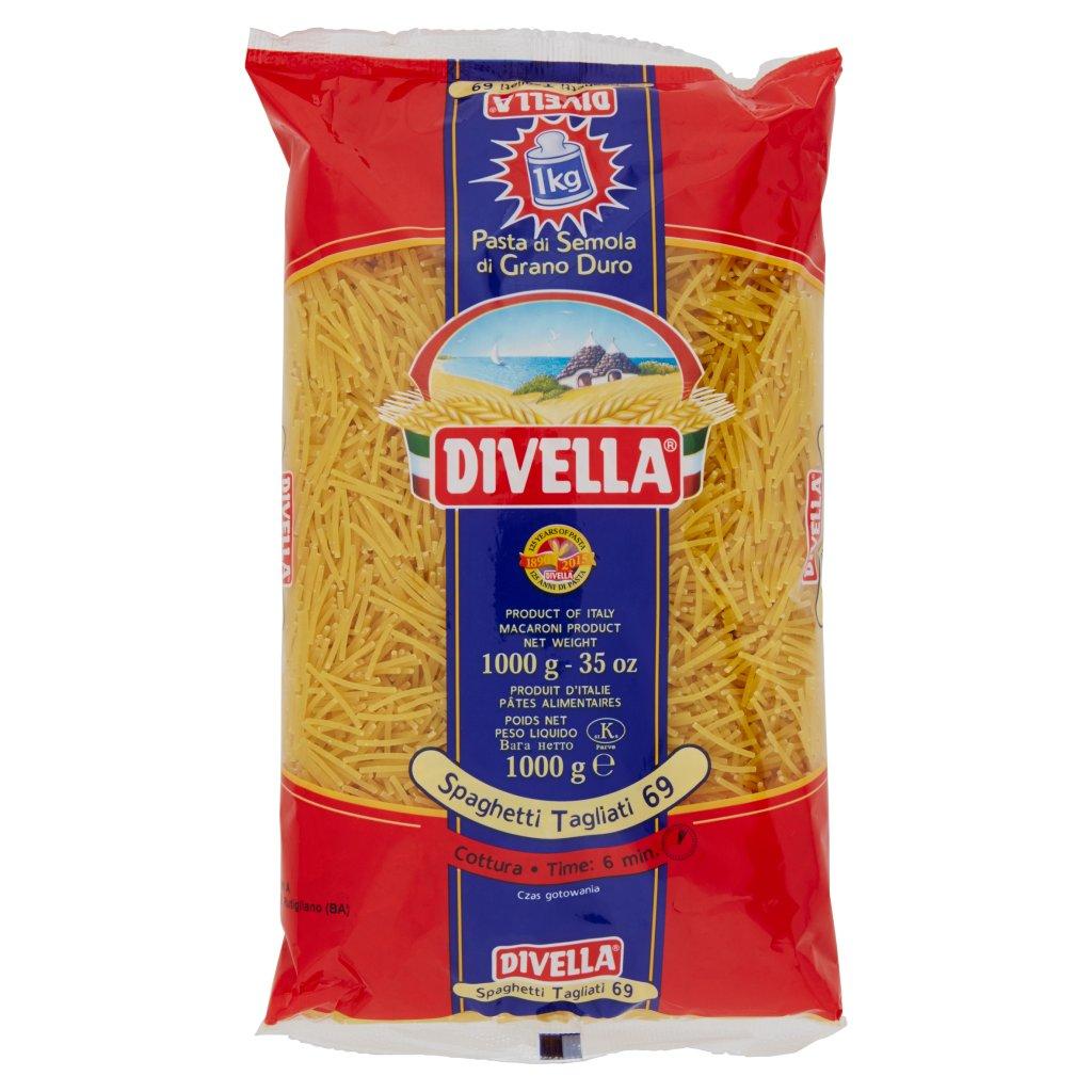 Divella Spaghetti Tagliati 69 1000 g