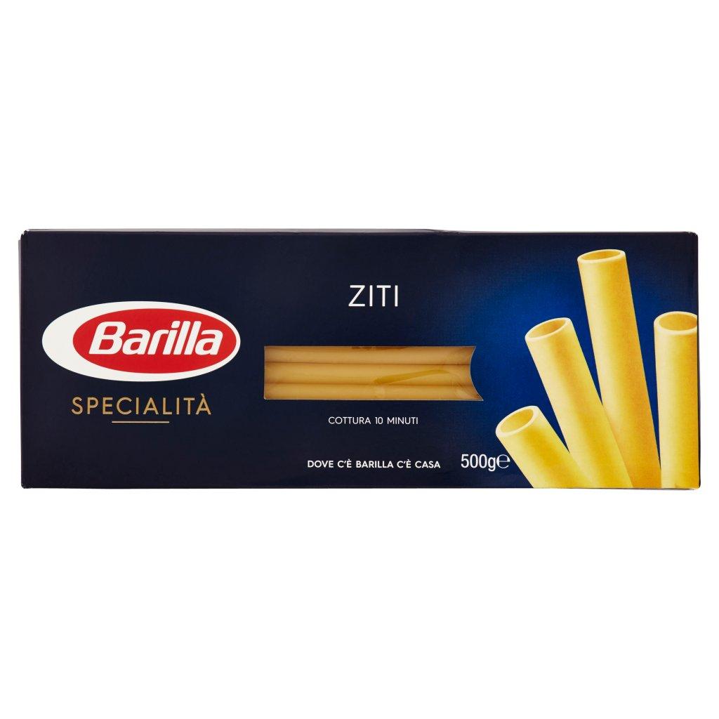Barilla Specialità Ziti