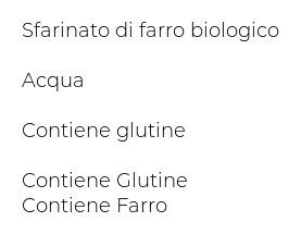 Alce Nero Farro Tagliatelle