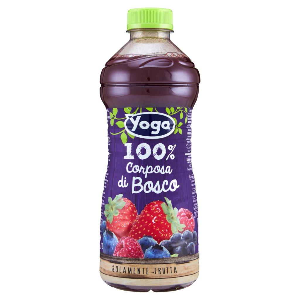 Yoga 100% Corposa di Bosco Confezione 1000 Ml 1