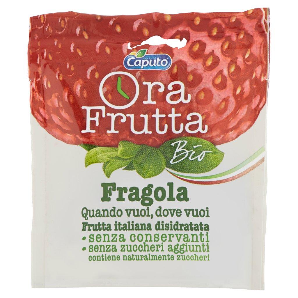 Vincenzo Caputo Ora Frutta Bio Fragola
