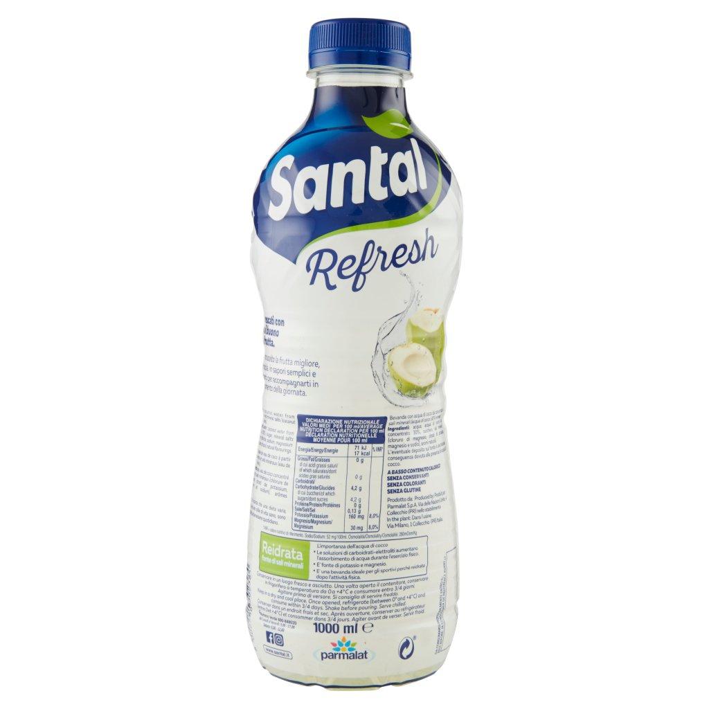 Santàl Refresh Acqua di Cocco
