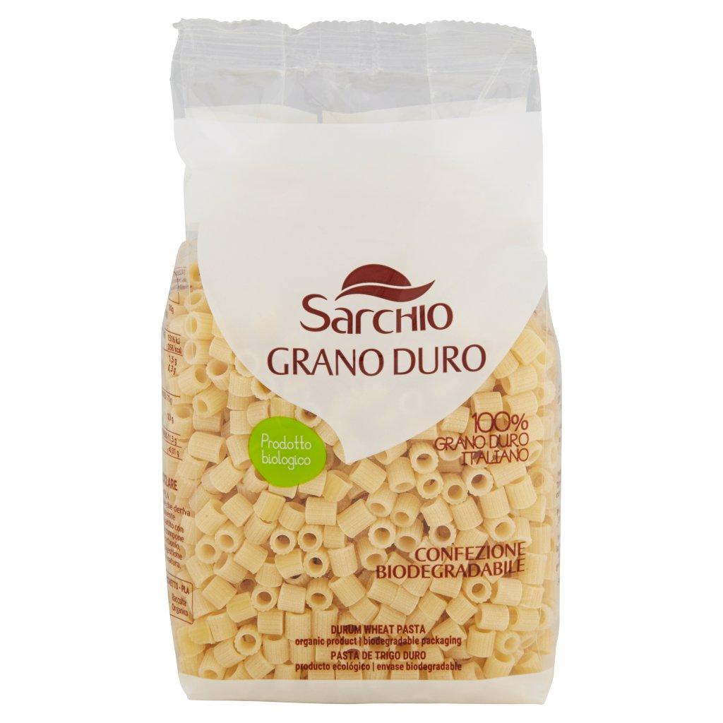 Sarchio Grano Duro F.To 218 Ditali Rig. Bronzo