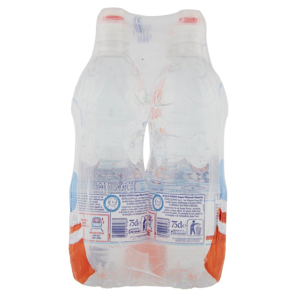 Acqua Panna , Acqua Minerale Oligominerale Naturale 75cl x 6. Imballaggio 6X75Cl 3