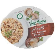 Viva la Mamma Beretta Risotto Funghi Porcini