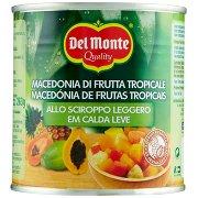 Del Monte Macedonia di Frutta Tropicale allo Sciroppo Leggero