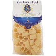 Premiato Pastificio Ferdinando Ii Mezzi Paccheri Rigati Pasta di Gragnano I.G.P.