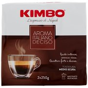 Kimbo Aroma Italiano Deciso 2 x 250 g