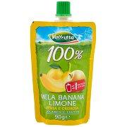 Valfrutta 100% Mela Banana Limone