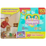 Pampers Baby Dry Box Baby Dry Junior X153