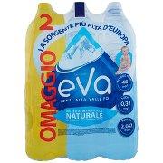Eva Fonti Alta Valle Po Rocce Azzurre Acqua Minerale Naturale 6 x 1,5 l