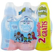 San Benedetto Acqua Minerale Afs Baby Bottle Naturale (4+2) 0,25l x 6