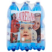 Lauretana Naturale 6 x 1500 Ml