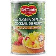 Del Monte Macedonia di Frutta in Succo 415 g