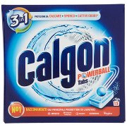 Calgon 3in1 Powerball Tabs 15 Tabs