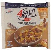 4 Salti in Padella Findus Pollo alla Diavola con Patate