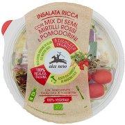Alce Nero Insalata Ricca con Mix di Semi, Mirtilli Rossi e Pomodorini