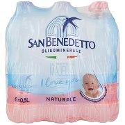San Benedetto Acqua Minerale dal Parco della Majella Naturale 6 x 0,5 l