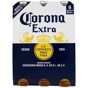 Corona Corona Extra Birra Lager Messicana Bottiglia 6x33cl
