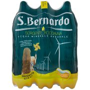 S.bernardo S. Bernardo Sorgente Rocciaviva Frizzante 6 x 1.5 l