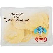 Poker I Tortelli alla Rosa Camuna
