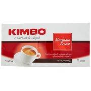 Kimbo Macinato Fresco 4 x 250 g
