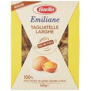 Barilla Emiliane Tagliatelle Larghe all'Uovo