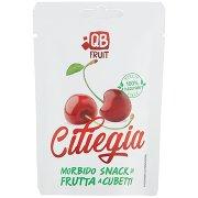 Qb Fruit Ciliegia Morbido Snack di Frutta a Cubetti