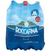 Roccafina Acqua Minerale Oligominerale Naturale 6 x 1,5 l