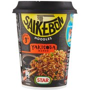 Star Saikebon Noodles Yakisoba Manzo