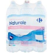 Carrefour Acqua Minerale Naturale Naturale Monviso 6 x 1,5 l