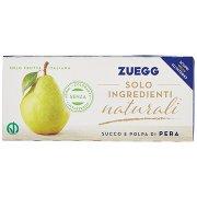 Zuegg Solo Ingredienti Naturali* Succo e Polpa di Pera