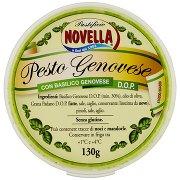 Pastificio Novella Pesto Genovese con Basilico Genovese D.O.P.