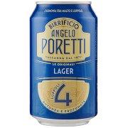 Birrificio Angelo Poretti Le Originali 4 Luppoli Lager
