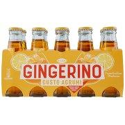 Recoaro Gingerino, Aperitivo Analcolico Gusto Agrumi 10cl x 10