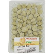 Pasta Piccinini Gnocchi agli Spinaci 0,400 Kg