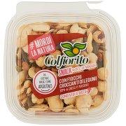 Colfiorito #mordi la Natura Snack Mix Marrone