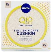 Nivea Q10 Plus Anti-age 3 in 1 Skin Care Cushion 02 Dark