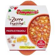 Dimmidisì Le Zuppe Fresche Pasta e Fagioli