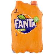 Fanta Orange Bottiglia di Plastica