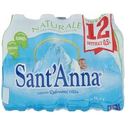 Sant'anna Acqua Naturale Sorgente Rebruant