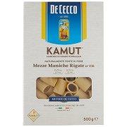 De Cecco Kamut Mezze Maniche Rigate N°136