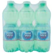 Nestlé Vera In Bosco, Acqua Minerale Oligominerale Delicatamente Frizzante 50cl x 6
