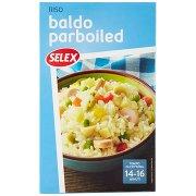 Selex Riso Parboiled Baldo Superfino